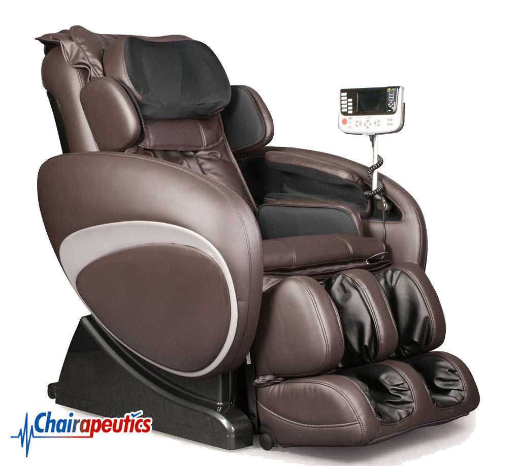 Osaki Brown OS-4000 ZERO GRAVITY Recliner Heat Therapy Massage Chair