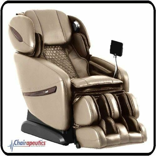 Osaki OS-Pro Alpina Cream Zero-G SL-Track Ache Sensor Heated Massage Chair