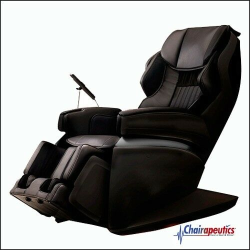 Osaki Black OS-Pro Japan Premium 4S Massage Chair Double Heat Whole Body Stretch