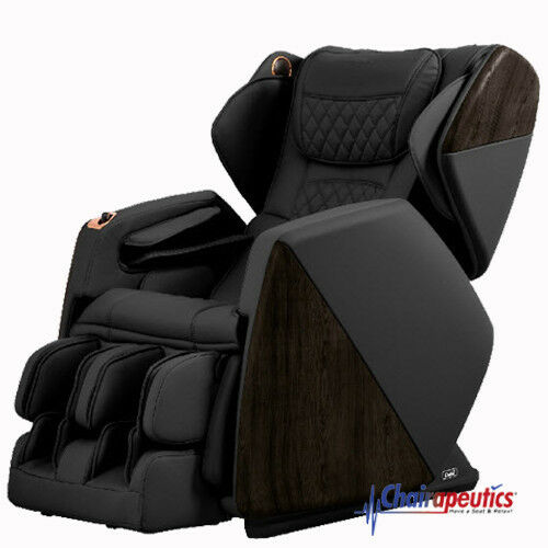 Black Osaki OS-Pro Soho 4D Zero Gravity Space Saving Massage Chair - New Model!