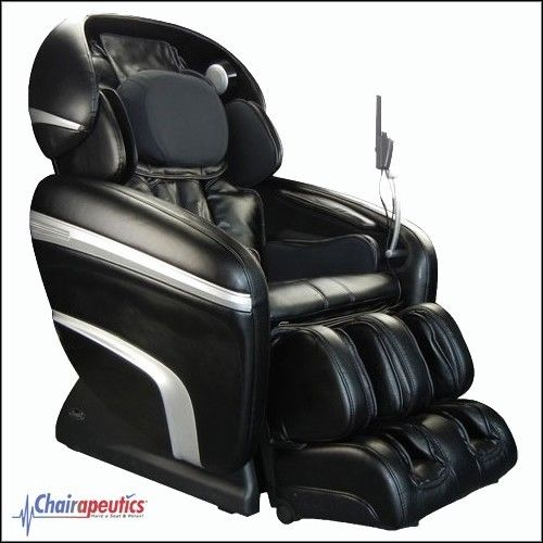 Osaki Black OS-3D Pro Dreamer 2 Stage Accupoint Zero Gravity 3D Massage Chair