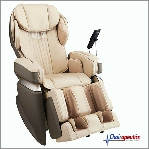 Osaki Cream OS-Pro Japan Premium 4S Massage Chair Double Heat Whole Body Stretch