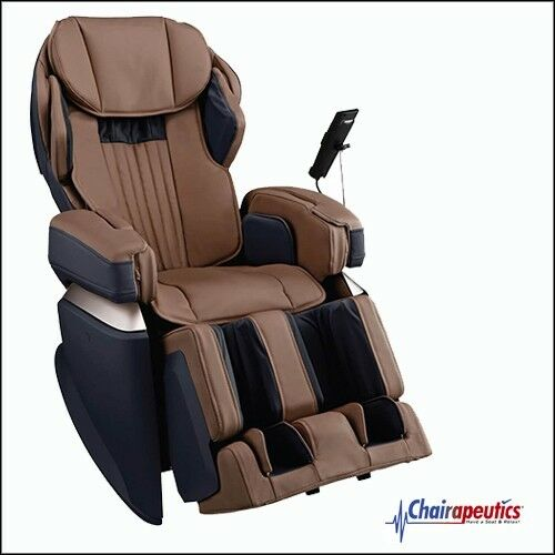 Osaki Brown OS-Pro Japan Premium 4S Massage Chair Double Heat Whole Body Stretch