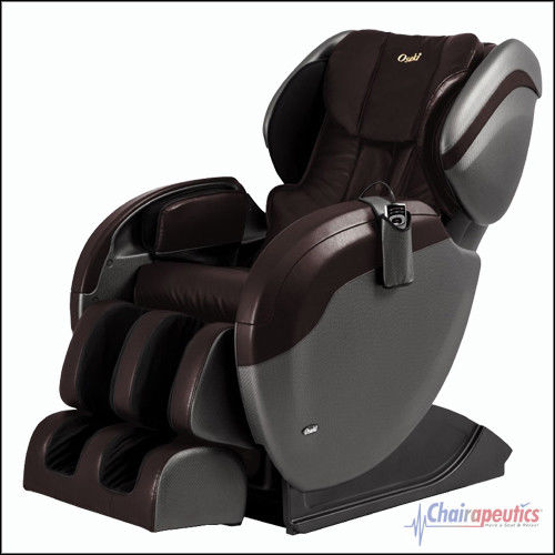 Osaki Brown TW-Pro 3 L-Track Heated Massage Chair 3 Stage Zero-G