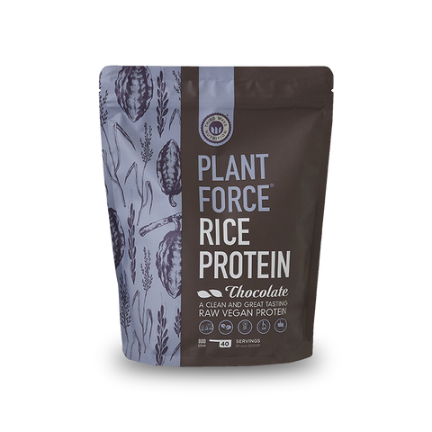Plantforce® Rice Protein Chocolate 800g