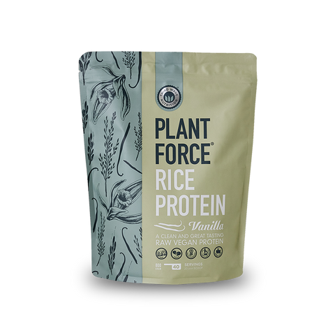 Plantforce® Rice Protein Vanilla 800g