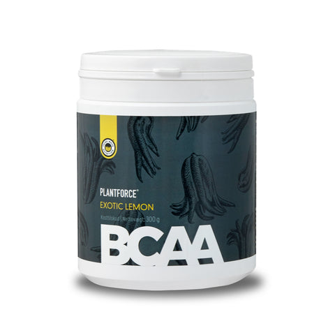 Plantforce® BCAA Exotic Lemon 300g