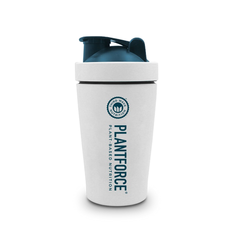 Plantforce® Stainless Steel Shaker - 500ml