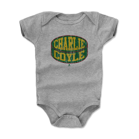 Kids Onesie Heather Gray