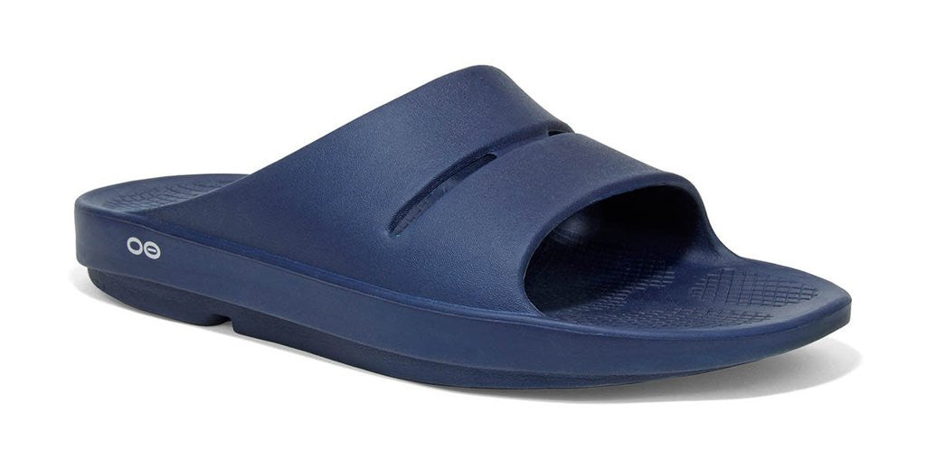 Women's OOahh Slide Sandal - Navy