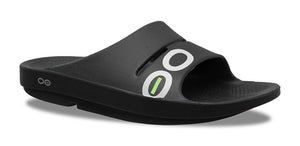 Women's OOahh Sport Slide Sandal - Black