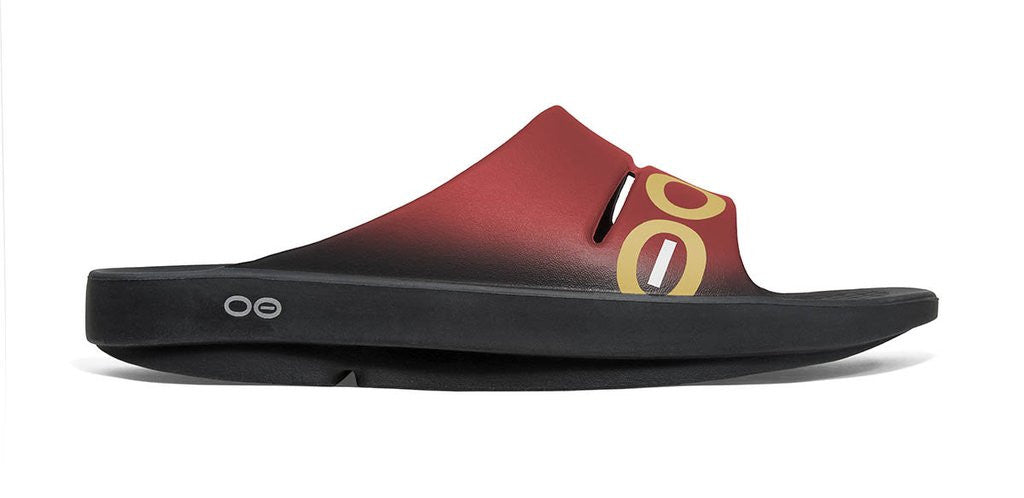 Women's OOahh Sport Slide Sandal - Limited Edition Cardinal