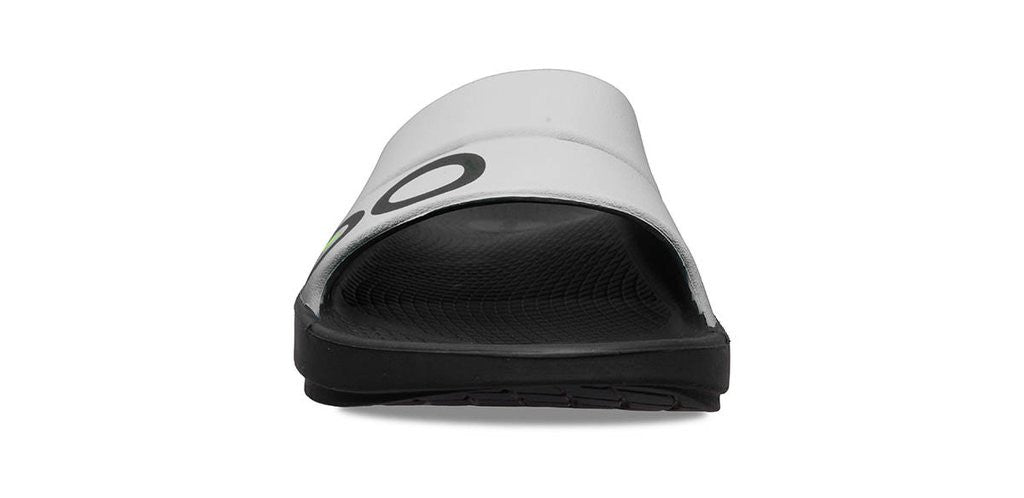 Men's OOahh Sport Slide Sandal - Cloud White