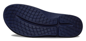 Men's OOahh Sport Slide Sandal - Electric Yellow & Navy