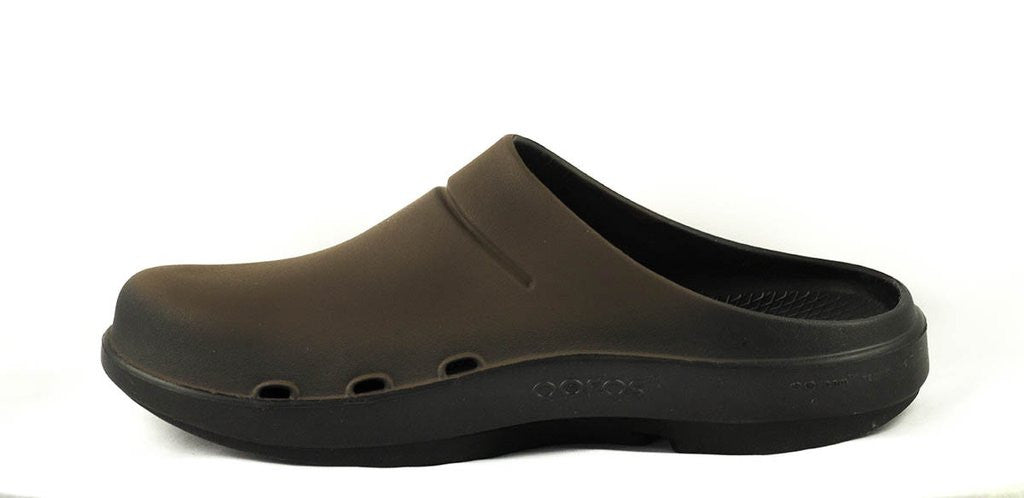 Women's OOcloog Luxe Clog - Sport Brown