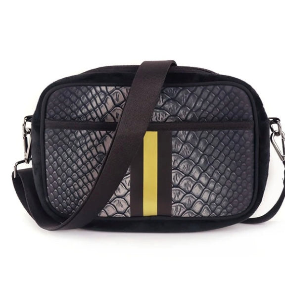 Neoprene Cross Body Camera Bag - Impulse Jewelry and Accessories