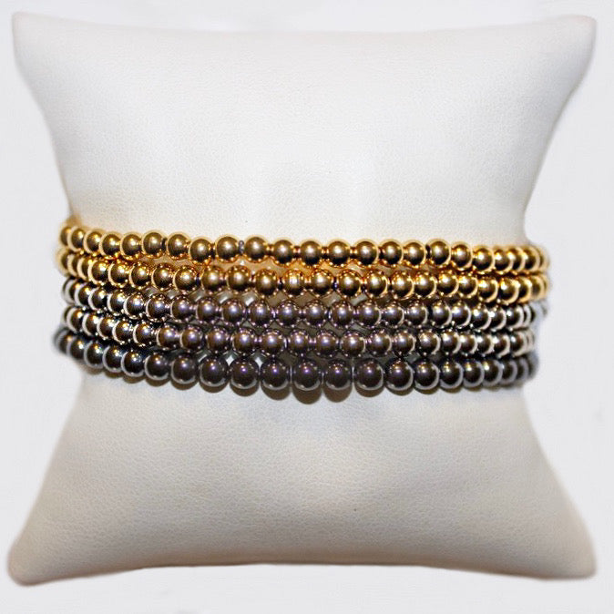 Stretch Beaded Bracelet - Impulse Jewelry and Accessories