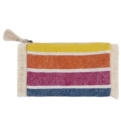 Colombo Zip Pouch, Multi - Impulse Jewelry and Accessories