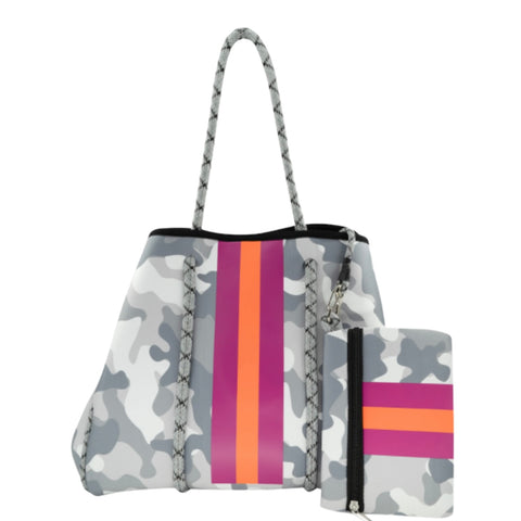 Neoprene Tote - Impulse Jewelry and Accessories