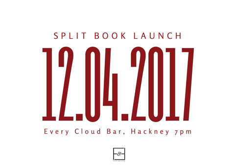 Book Launch in London - 12 April!