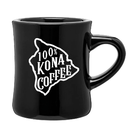 100% Kona Coffee Mug