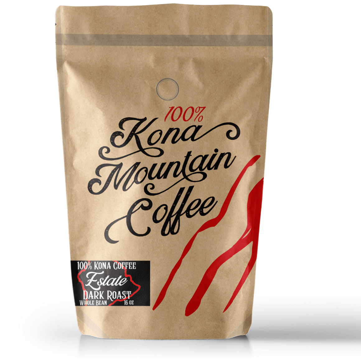 100% Kona Coffee Estate Dark Roast