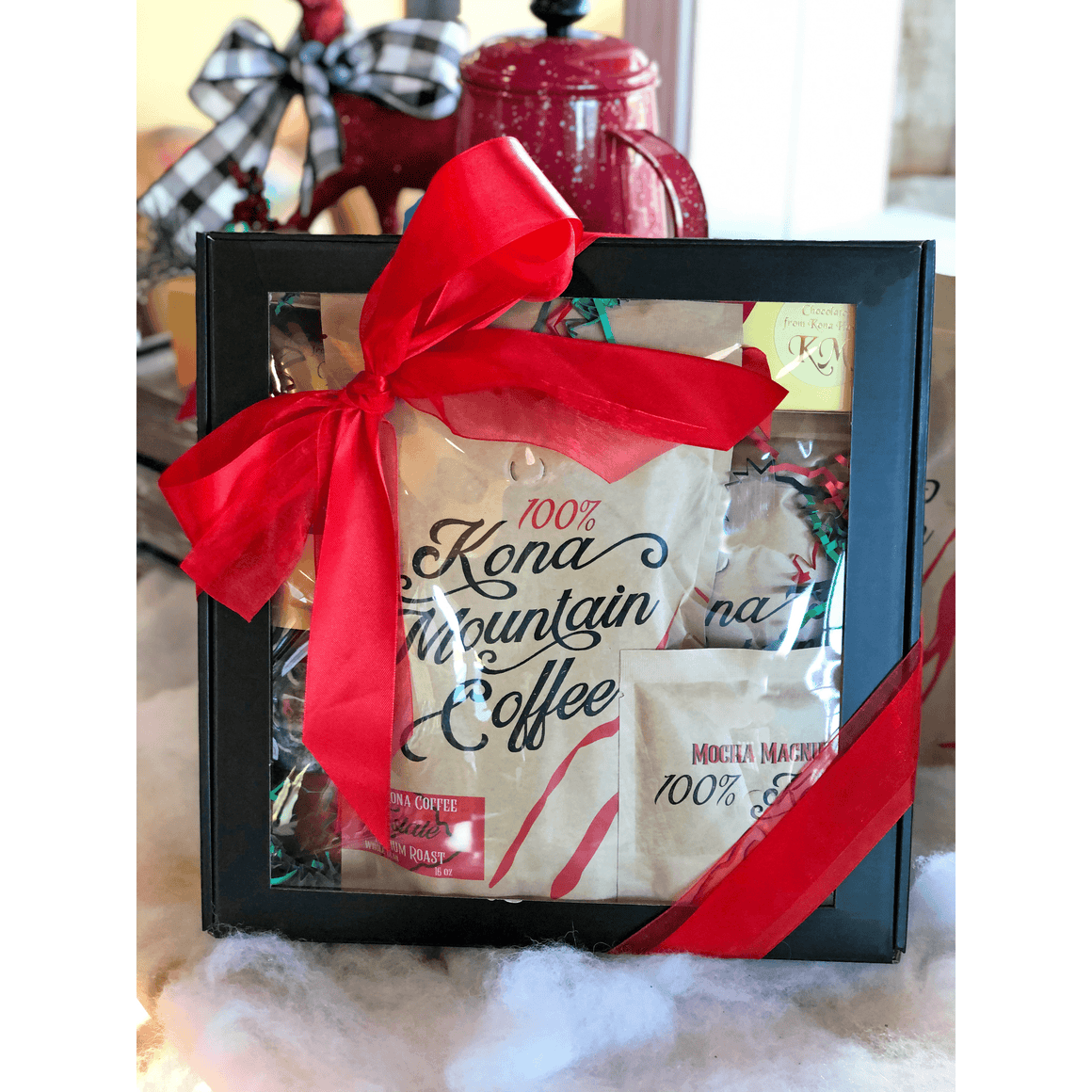 Kona Coffee Gift Box