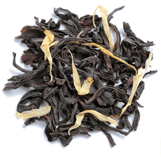 Decaf Mango Tea leaves
