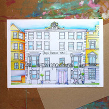 Royal Clarence Hotel Exeter Limited Edition Print
