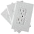 Jambini® Self-Closing Outlet Covers