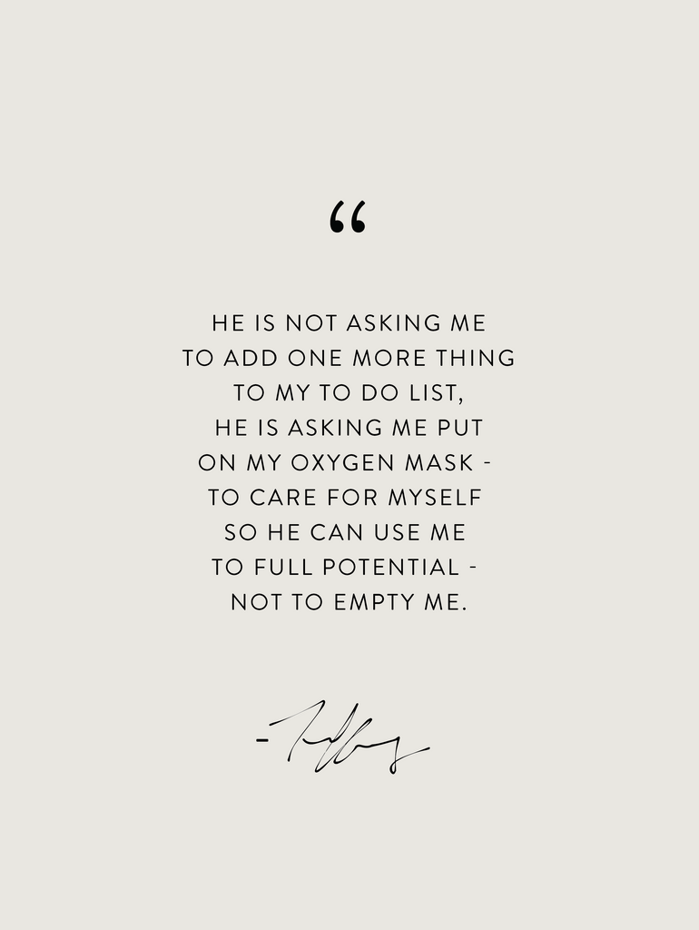 Wednesday Wisdom: Your Mask First