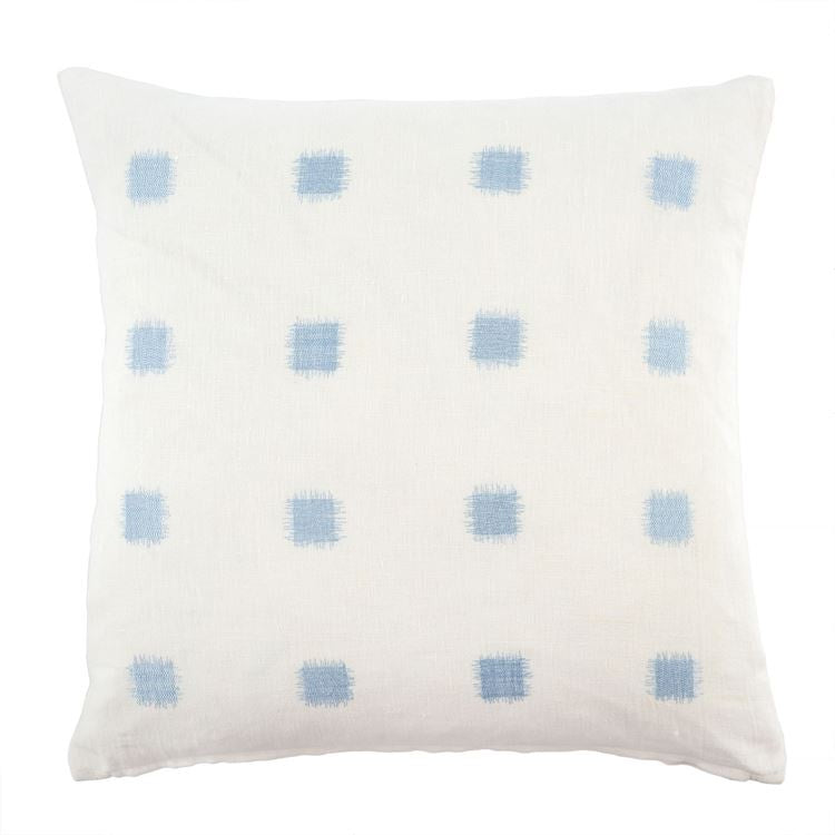 Ikat Stitch Pillow