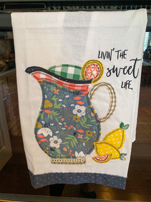 Tea Life Tea Towel