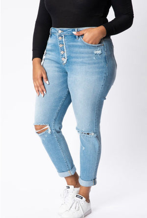 Hallie Plus Size Denim