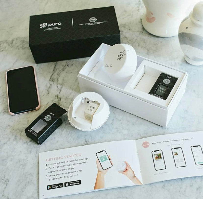 Smart Home Fragrance Diffuser