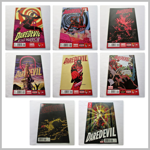 Daredevil (Marvel) - 8 editions