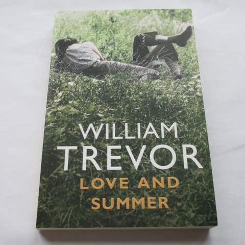Love And Summer by William Trevor. A paperback contemporary novel.