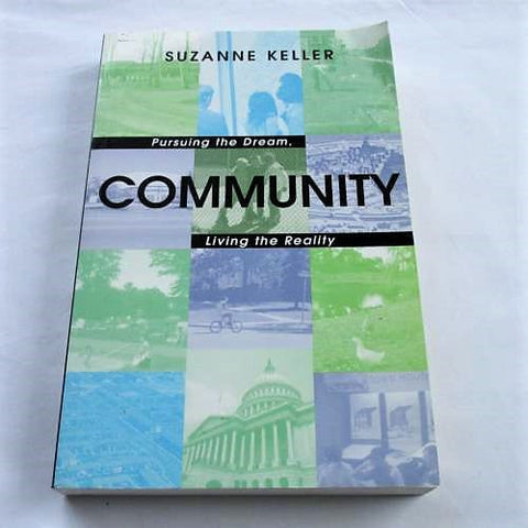 Community by Suzanne Keller