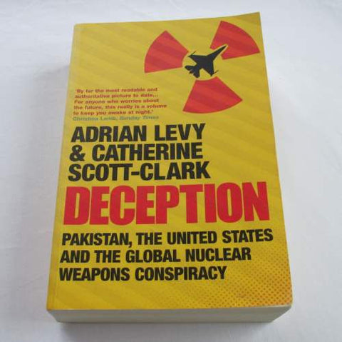 Deception by Adrian Levy & Catherine Scott-Clarke