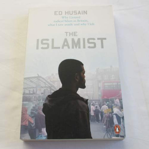 The Islamist by Ed Husain