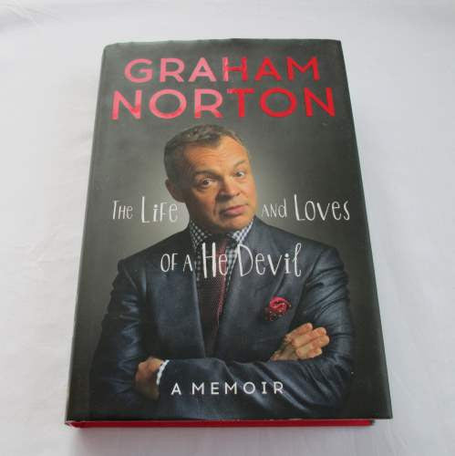 The Life and Loves of a He Devil: A Memoir, Graham Norton