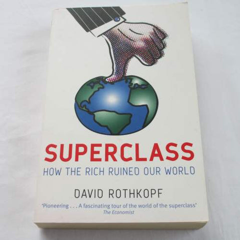 Superclass by David Rothkopf