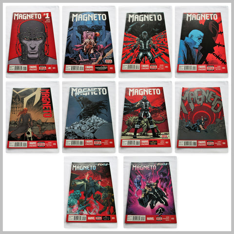 Magneto Volume 3 Editions 1-10