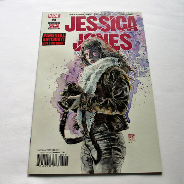 Jessica Jones #4 (Marvel)
