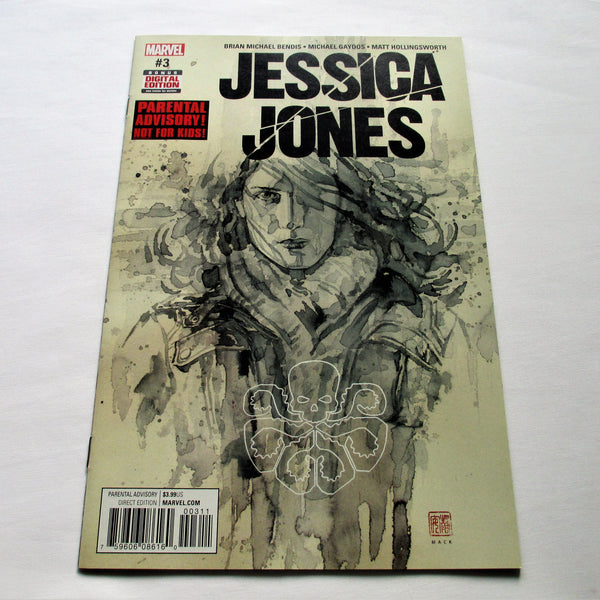 Jessica Jones #3 (Marvel)