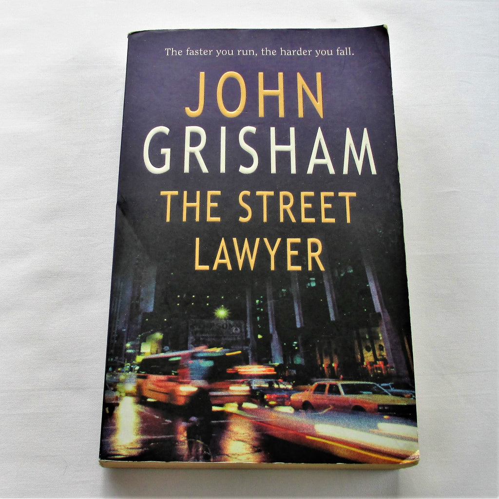 The Street Lawyer and John Grisham