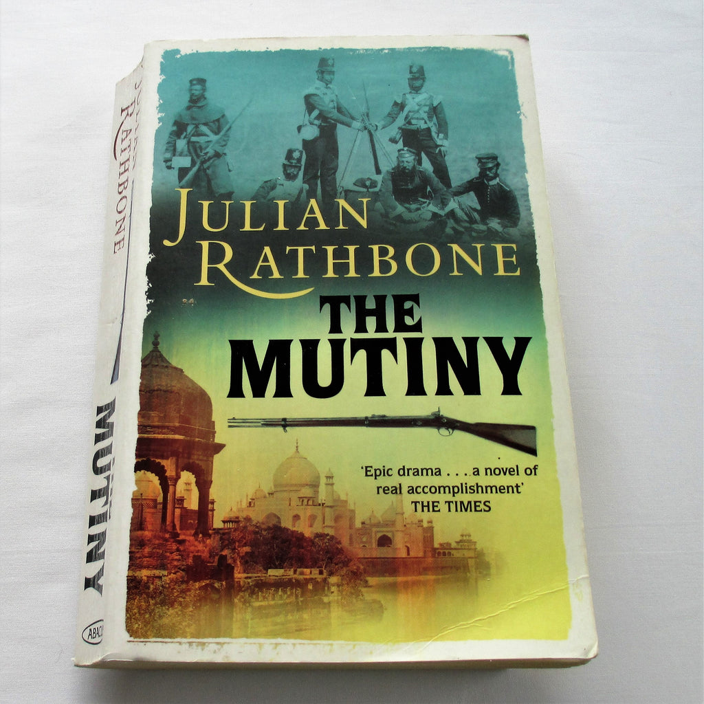 The Mutiny by Julian Rathbone