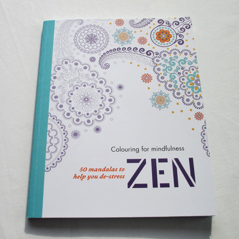 Colouring for mindfulness - ZEN