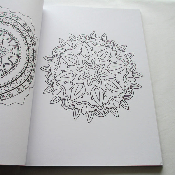 Colouring For Adults, over 150 beautiful and fascinating patterns