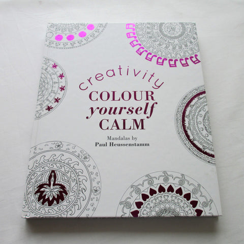 Colour Yourself Calm – Creativity